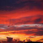 The Colors of the Caribbean Sky by Carol Barona