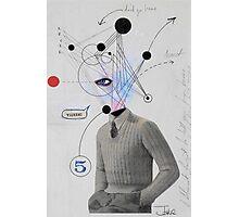 mr logical  Photographic Print