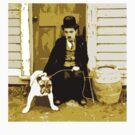 Charlie Chaplin by Blahzeedee