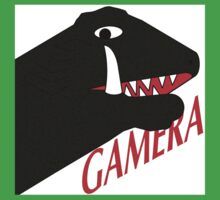 Gamera - White Kids Clothes