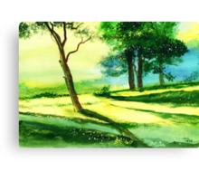 Long Horizon Canvas Print