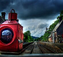 Railway by John Anthony Photography