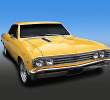 Chevrolet Chevelle by Keith Hawley