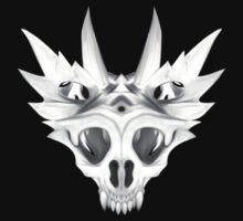 HorndSkull - Original by krakkdskullz