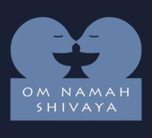 OM NAMAH SHIVAYA by Kim  Lynch