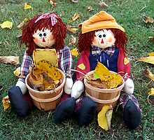 Harvest Twins by Glenna Walker