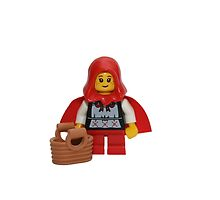 LEGO Little Red Riding Hood by jenni460