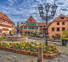 Historical gems in the Alsace (II) by Bernd F. Laeschke