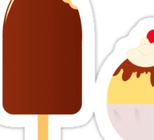 Ice Cream Parade Sticker