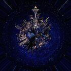 Global Seattle by Steve Walser