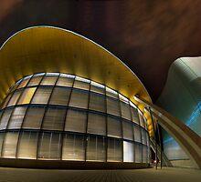 Architectural Warp by Stefan Trenker