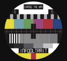 TV Test Card by Matt  Streatfeild