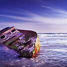 Wrecked. by Steve Chapple