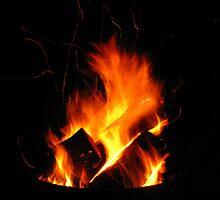 Camp Fire by CynLynn