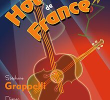 Quintette du Hot Club de France by Steve Harvey