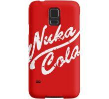 Nuka Cola Grunge Samsung Galaxy Case/Skin