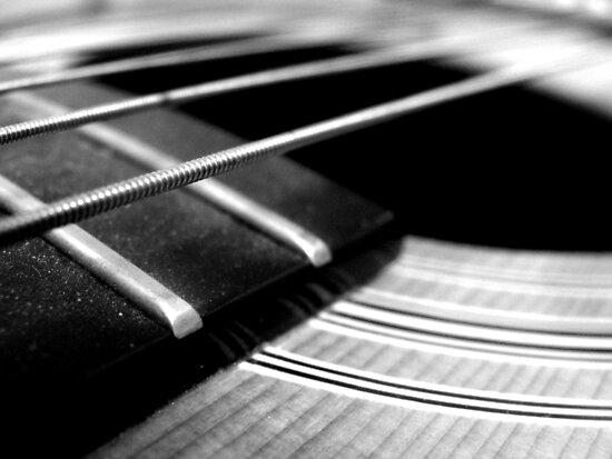La Guitare by lollipoppins