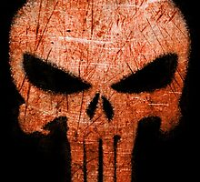 The Punisher Skull by dimablue