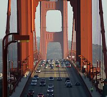 The Golden Gate by Lee Fone