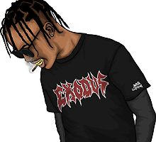 TRAVIS SCOTT by Joona Puisto