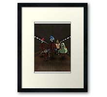 Guardians of the Regular Galaxy Framed Print