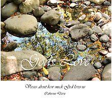 Gods Love Blurb Book by Catherine Davis