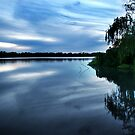 Murray River, Tailem Bend by Michael Humphrys