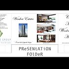 Presentation Folder by Tracy Deptuck
