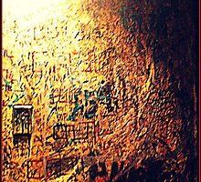 written walls by Ashley Justiniano