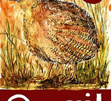 Q is for Quail by DavidDonovan