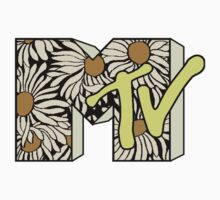 MTV logo - Daisy by UnsaidThings