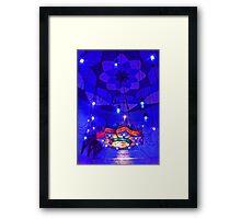 Arabian Lights Framed Print