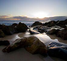 Miami Beach Sunrise by Heather-Lee Reid