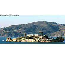 #566   Alcatraz Photographic Print