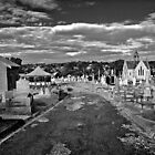 Cemetary by Ky Hanson
