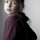 Freya / Hoody by Darren Burdell