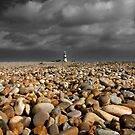 Orford Ness Lighthouse by Shaun Whiteman