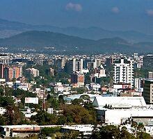 Guatemala City by Freddy Murphy
