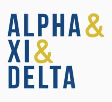 Alpha Xi Delta by juststickit