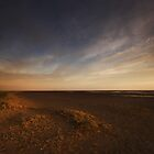 Theddlethorpe Beach by Captivelight