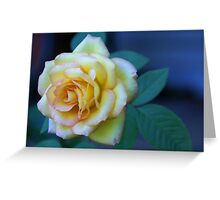 The Friendship Rose Greeting Card