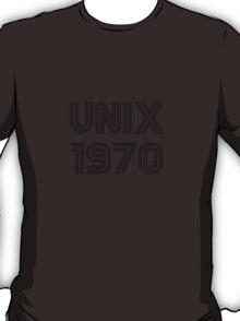 Unix 1970 T-Shirt