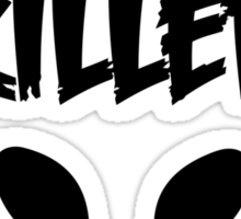 CEREAL KILLER (Muesli / cornflakes) Sticker