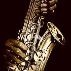 Hot Jazz by marymccabe