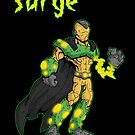 super villains: surge... by kangarookid