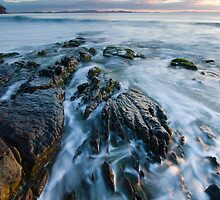 Adventure Bay, Bruny Island by NickMonk