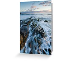 Adventure Bay, Bruny Island Greeting Card