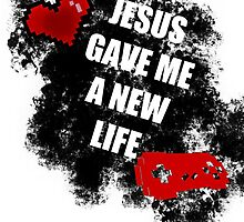 Jesus gave me a new life by Mayra Ramirez