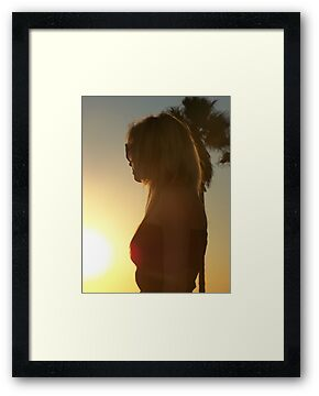 "California Girl by Lenora ""Slinky"" Regan"