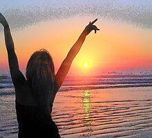 "Beach Light by Lenora ""Slinky"" Regan"